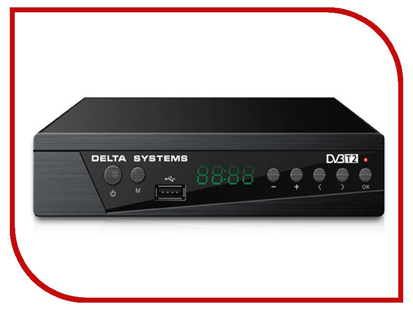 Delta Systems DS-750HD Plus АС3 цена