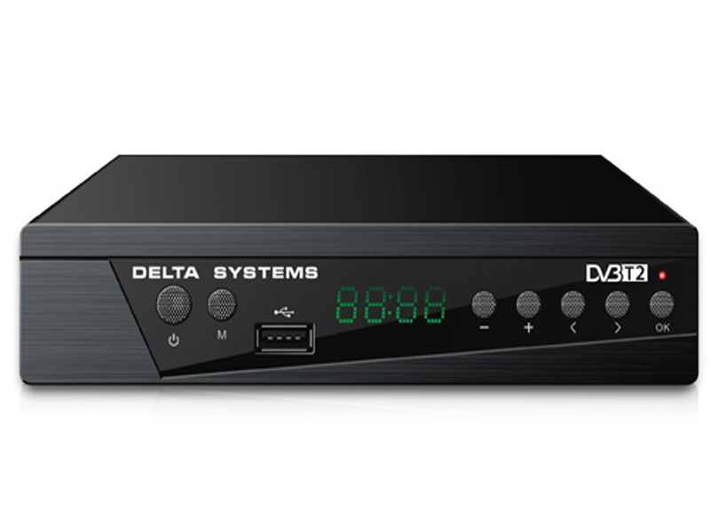 Delta Systems DS-750HD Plus АС3