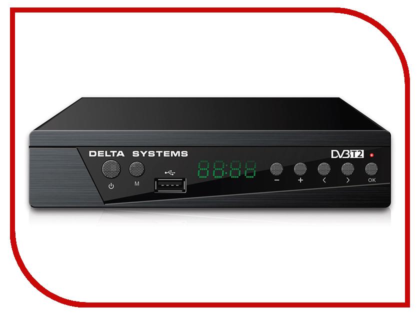 Delta Systems DS-750HD Plus цена