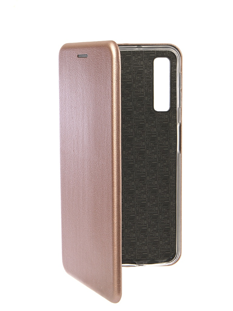 Аксессуар Чехол Innovation для Samsung Galaxy A7 2018 Book Silicone Magnetic Rose Gold 13330 аксессуар чехол innovation для samsung galaxy a8 2018 book silicone magnetic bordo 14699
