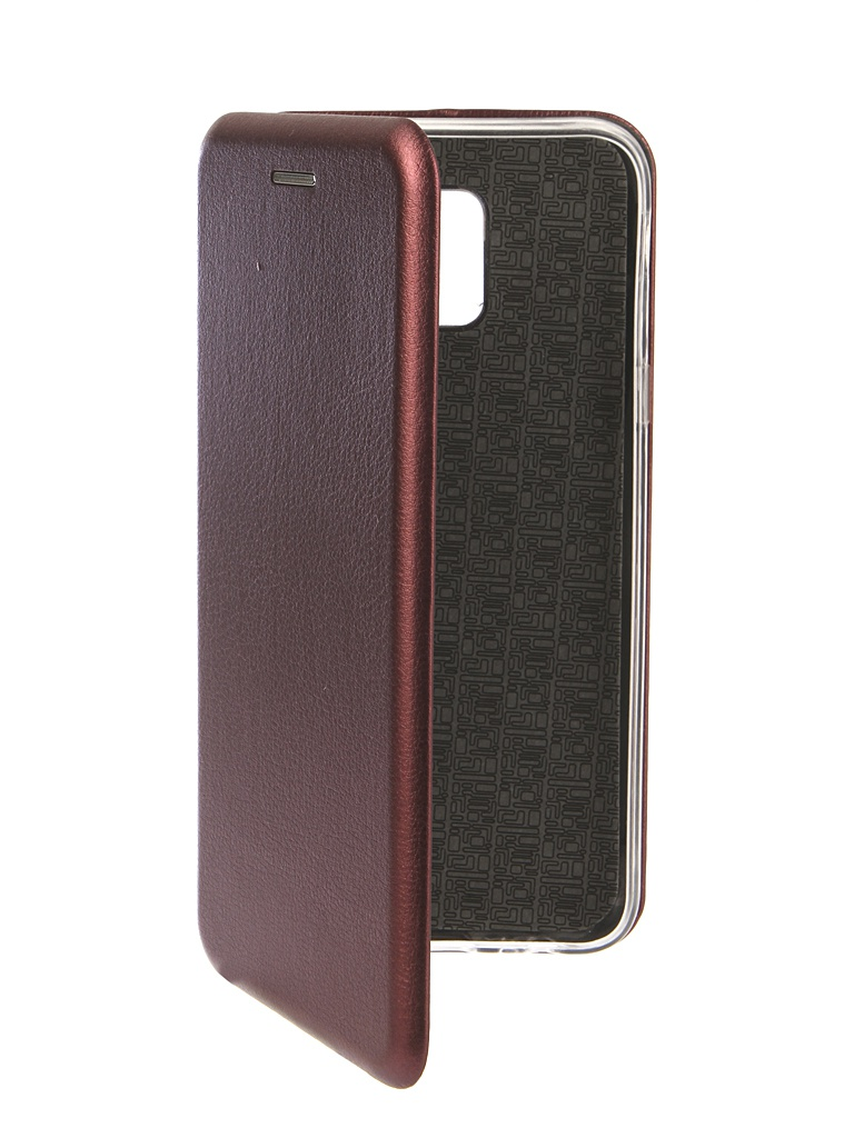 Аксессуар Чехол Innovation для Samsung Galaxy J6 2018 Book Silicone Magnetic Red 13339 аксессуар чехол книга для samsung galaxy s8 innovation book silicone red 12165 page 7