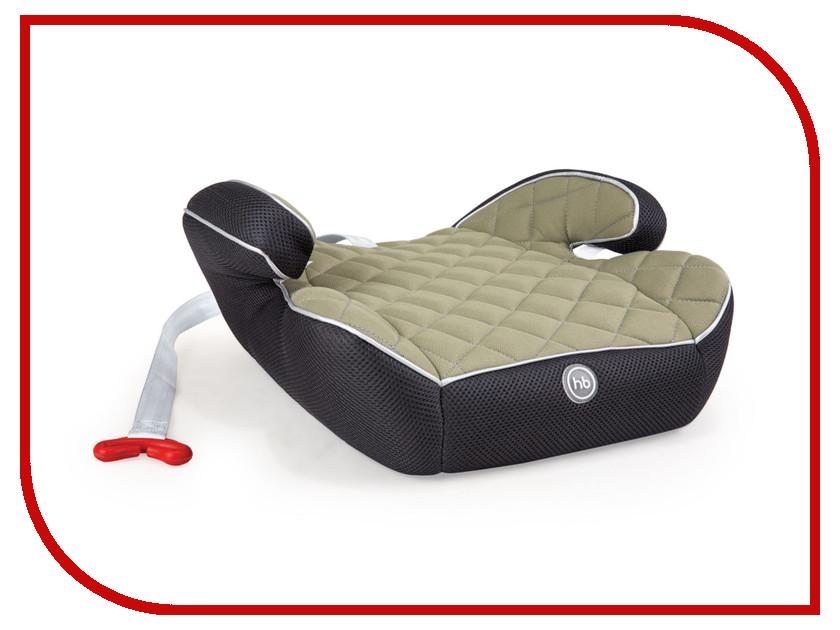 Автокресло группа 2/3 (15-36 кг) Happy Baby Booster Rider Green автокресло группа 1 2 3 9 36 кг happy baby joss gray