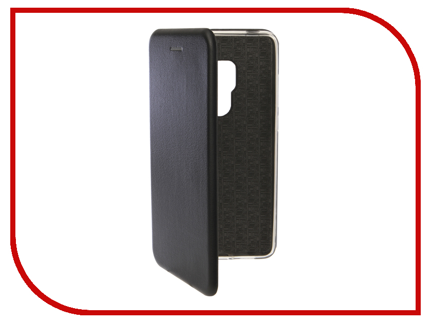 Аксессуар Чехол для Huawei Mate 20 Innovation Book Silicone Magnetic Black 13375 аксессуар чехол для huawei p smart 7s innovation silicone pink 12840