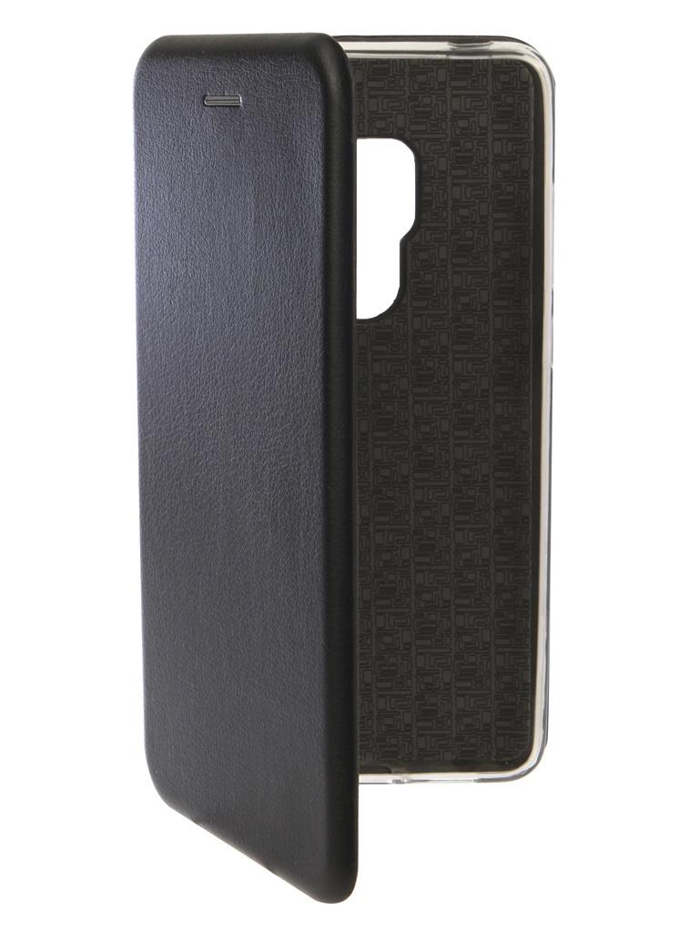 Аксессуар Чехол Innovation для Huawei Mate 20 Book Silicone Magnetic Black 13375 аксессуар чехол для huawei mate 20 pro innovation book silicone magnetic black 13385