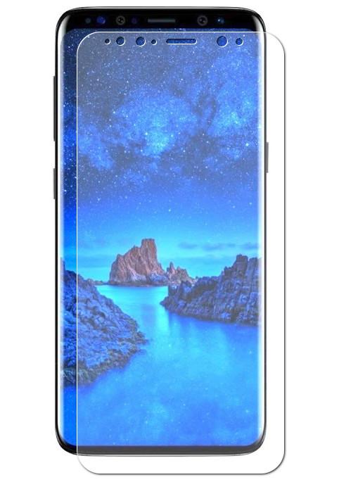 Аксессуар Защитное стекло для Samsung Galaxy S9 Plus Vitherum Aqua 3D Transparent VTHAQU0002 стекло защитное 3d media gadget полноклеевое для samsung galaxy s9 plus