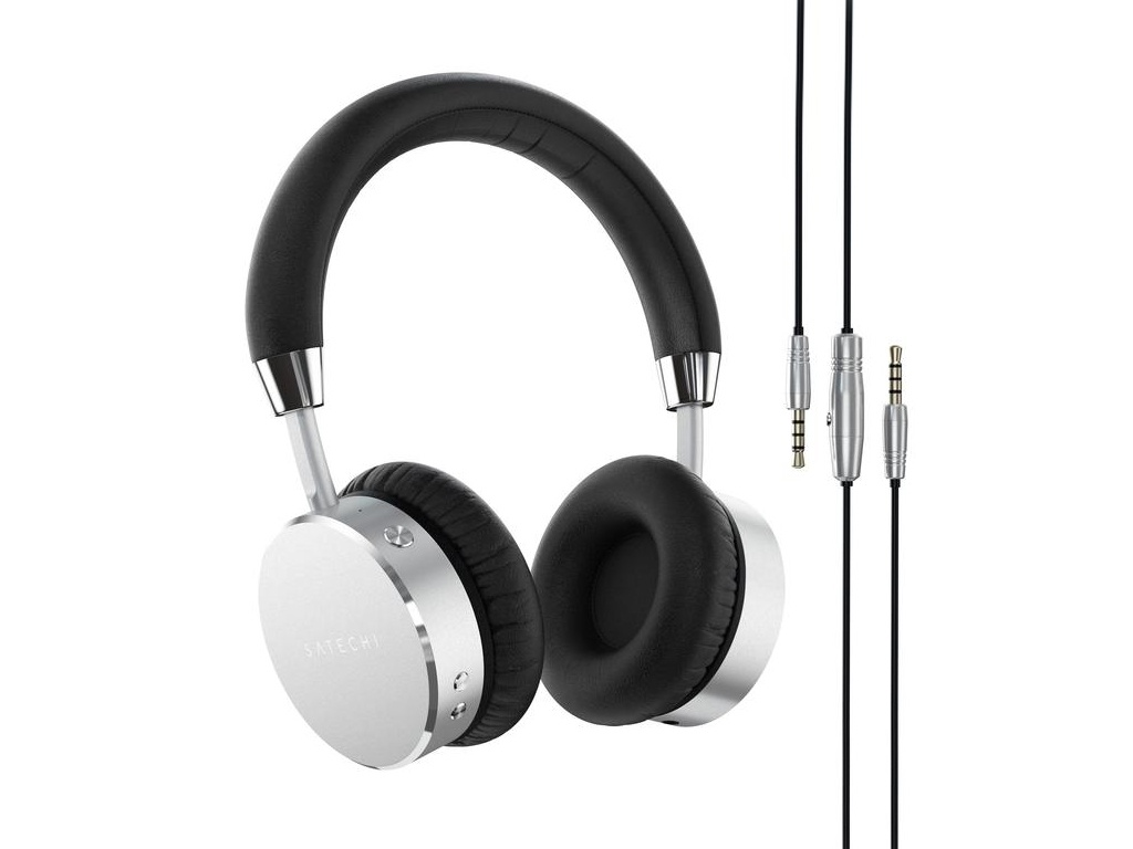 Satechi Aluminum Wireless Grey ST-AHPM