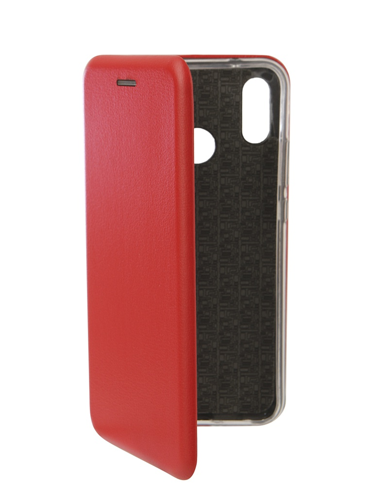 Аксессуар Чехол Innovation для Huawei P20 Lite Book Silicone Magnetic Red 13411 аксессуар чехол для huawei p20 lite zibelino book red zb huw p20 lt red