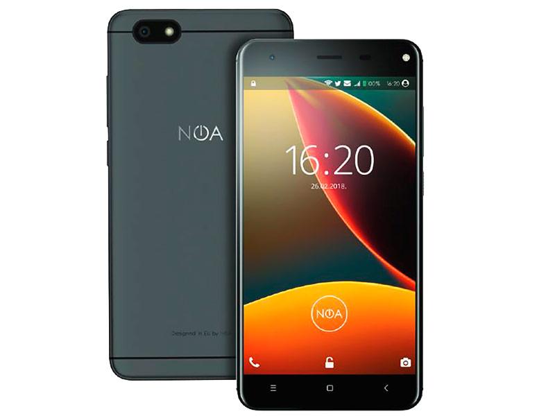 Сотовый телефон Noa Next SE Black сотовый телефон archos 40 neon black