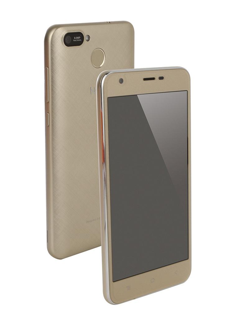 Сотовый телефон Noa Sprint 4G Gold noa noa пиджак