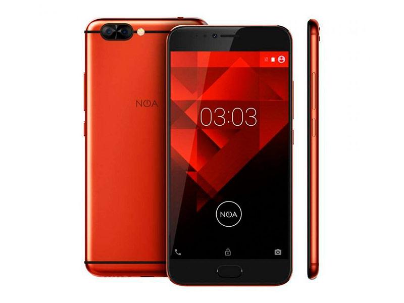 Сотовый телефон NOA H10le Red noa noa пиджак
