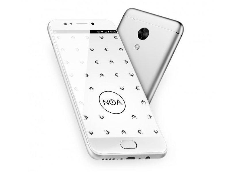Сотовый телефон NOA N2 Silver цена