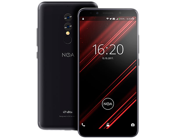 Сотовый телефон Noa N8 Black нурофен таб п о 200мг n8