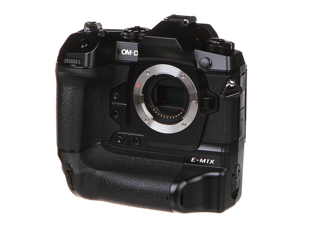 Фото - Фотоаппарат Olympus E-M1X e vee мюлес и сабо