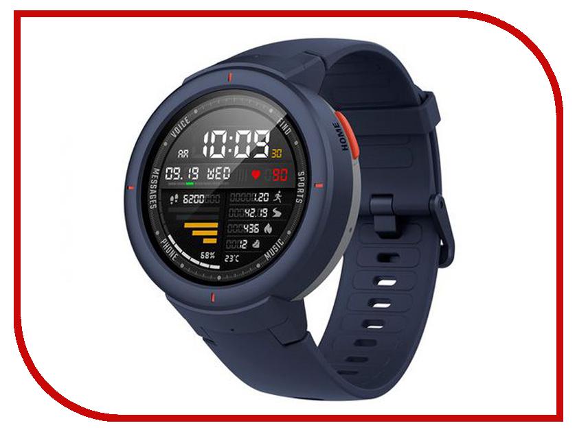 цена Умные часы Amazfit Verge Blue