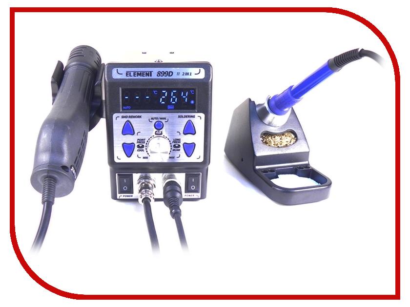 Паяльная станция Element 899D цены онлайн