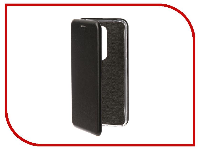 Купить Аксессуар Чехол для Nokia 7.1 Neypo Premium Black NSB6605