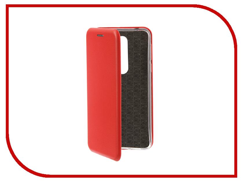 Купить Аксессуар Чехол для Nokia 7.1 Neypo Premium Red NSB6606