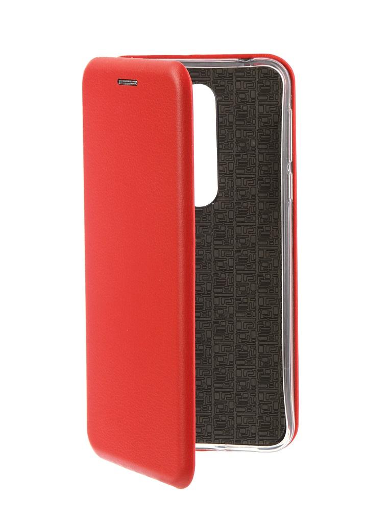 Аксессуар Чехол Neypo для Nokia 7.1 Premium Red NSB6606 аксессуар чехол nokia x aksberry red