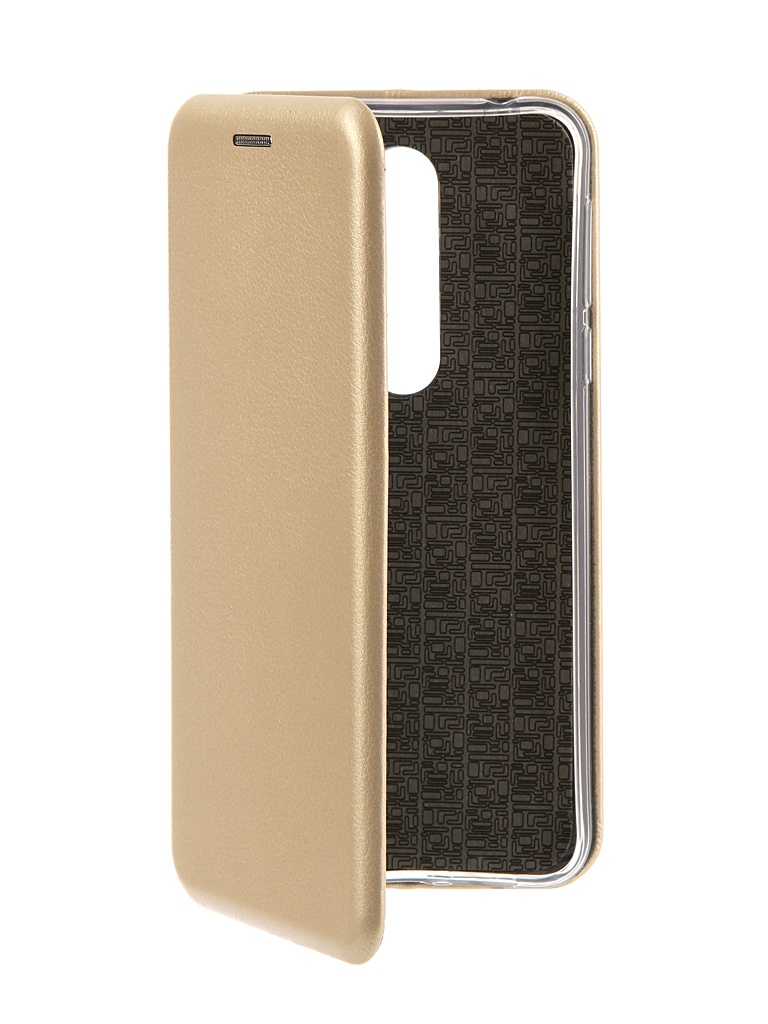 Аксессуар Чехол Neypo для Nokia 7.1 Premium Gold NSB6604