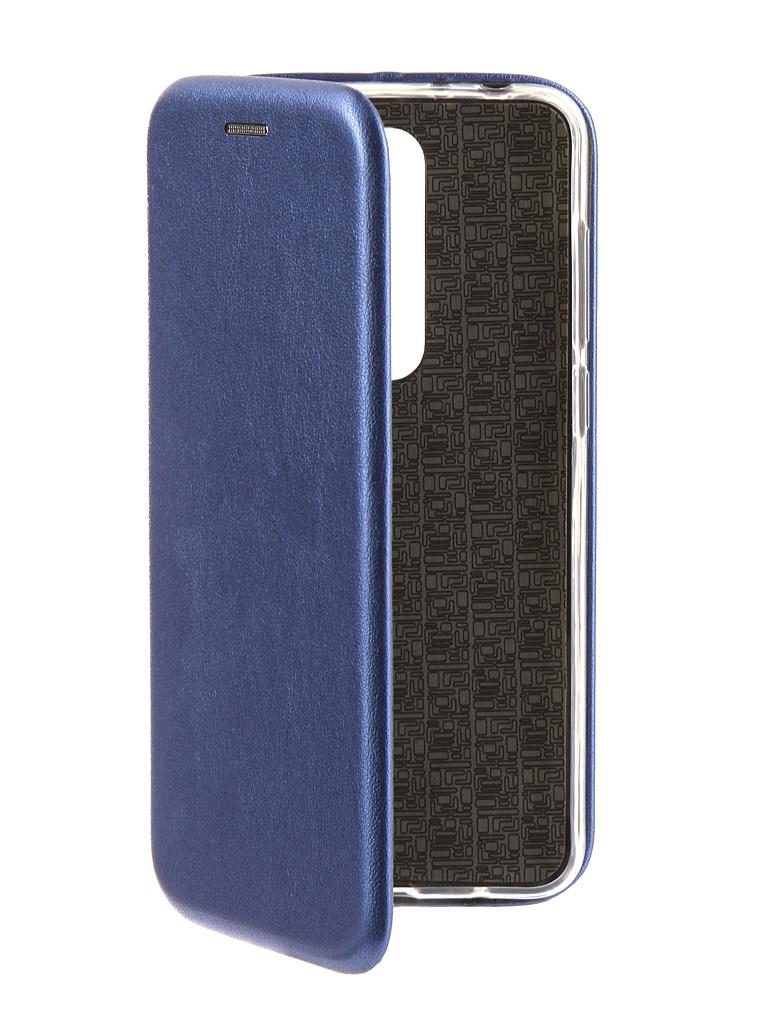 Чехол Neypo для Nokia 5.1 Plus Premium Blue NSB6603