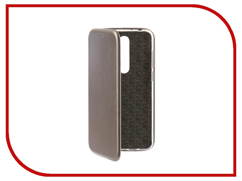 Аксессуар Чехол для Nokia 5.1 Plus Neypo Premium Silver NSB6602 аксессуар чехол для nokia 7 plus neypo silicone transparent nst4318