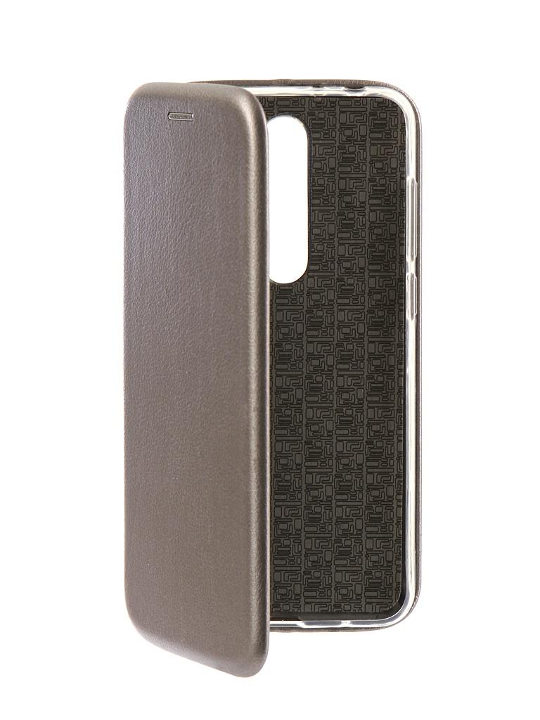 Аксессуар Чехол Neypo для Nokia 5.1 Plus Premium Silver NSB6602