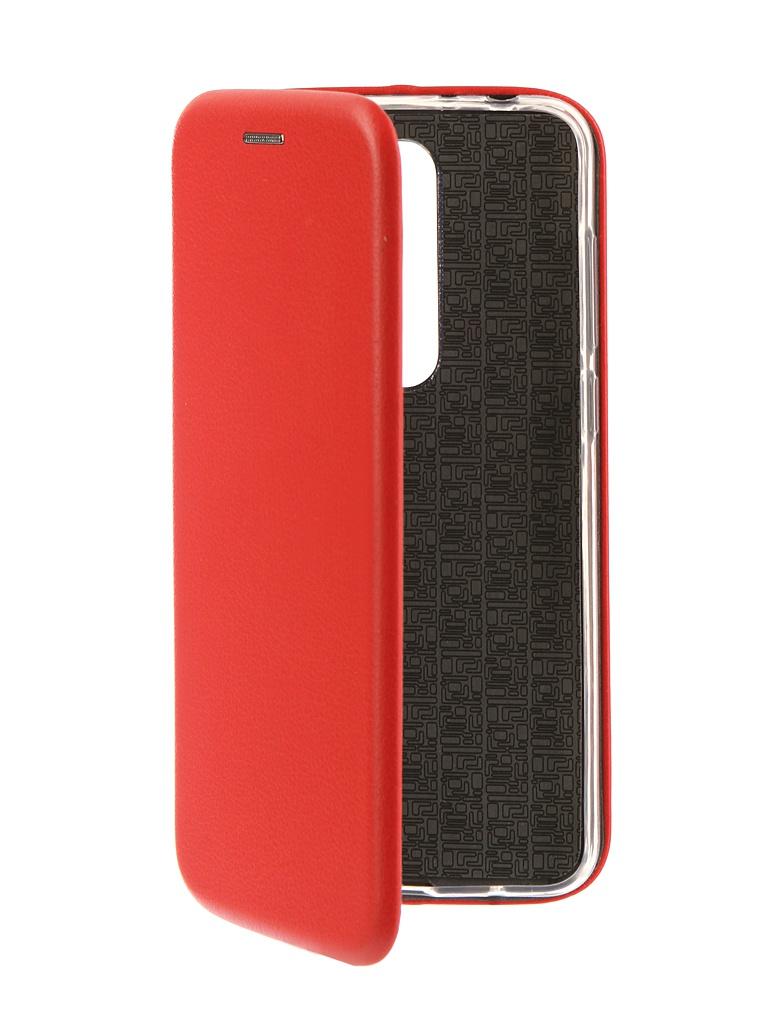 Аксессуар Чехол Neypo для Nokia 5.1 Plus Premium Red NSB6601 аксессуар чехол nokia x aksberry red