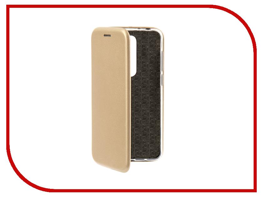 Аксессуар Чехол для Nokia 5.1 Plus Neypo Premium Gold NSB6600 аксессуар чехол для nokia 7 plus neypo silicone transparent nst4318
