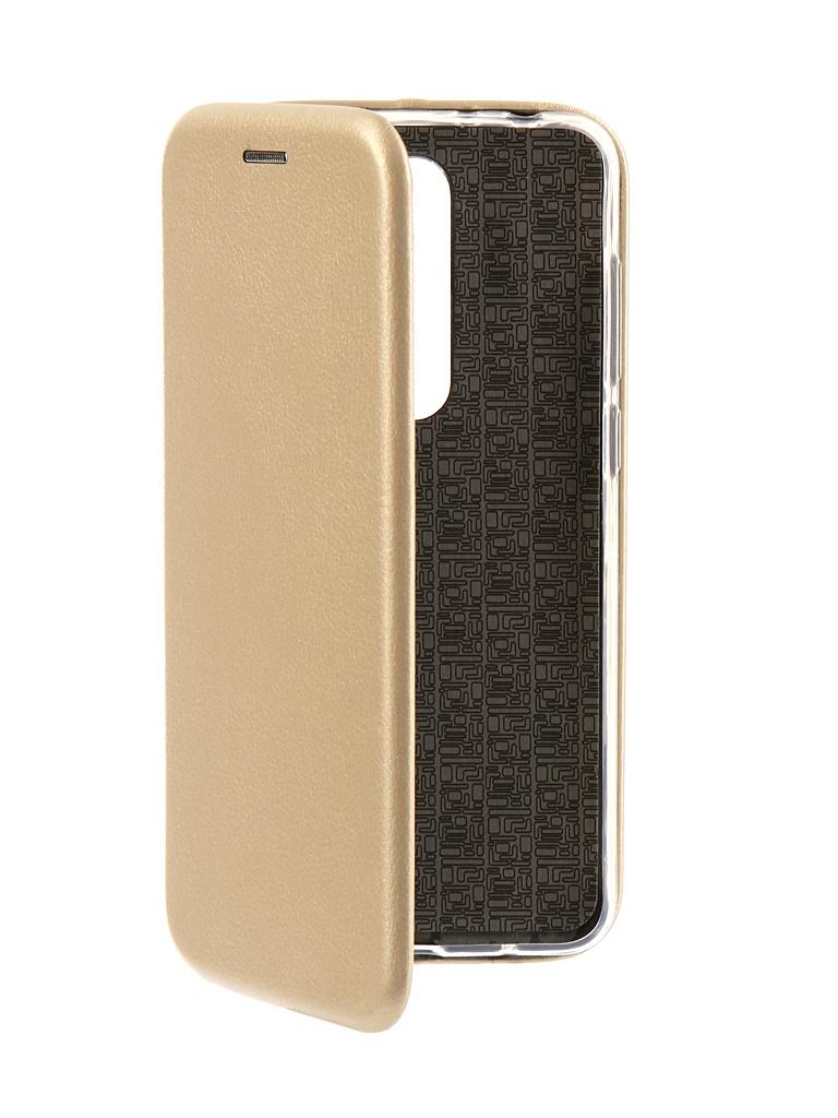 Фото - Аксессуар Чехол Neypo для Nokia 5.1 Plus Premium Gold NSB6600 аксессуар