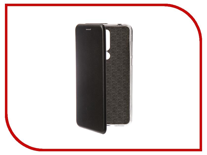 Купить Аксессуар Чехол для Nokia 3.1 Plus Neypo Premium Black NSB6590