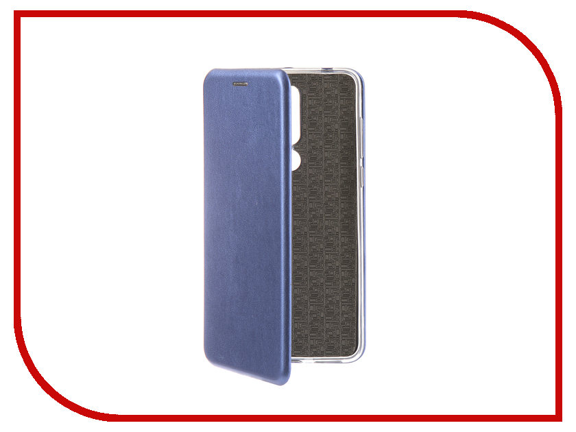 Аксессуар Чехол для Nokia 3.1 Plus Neypo Premium Blue NSB6593 мобильный телефон nobby 110 black grey