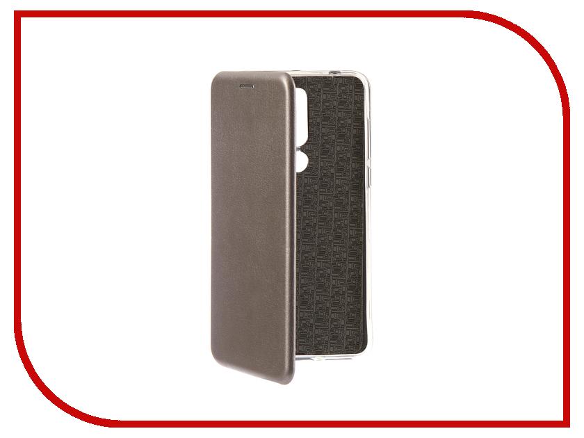 Купить Аксессуар Чехол для Nokia 3.1 Plus Neypo Premium Silver NSB6596