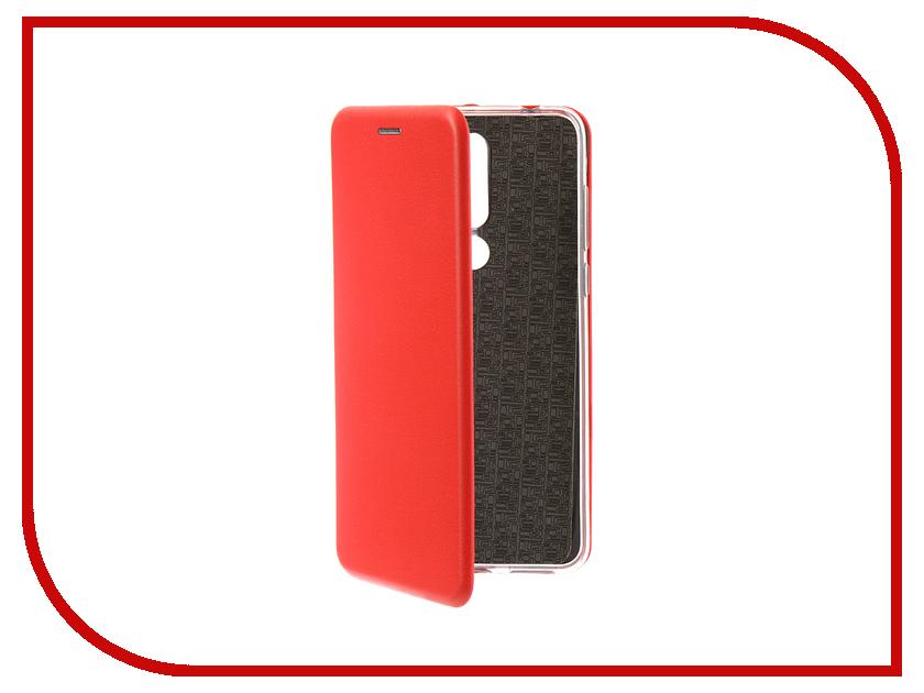 Купить Аксессуар Чехол для Nokia 3.1 Plus Neypo Premium Red NSB6592
