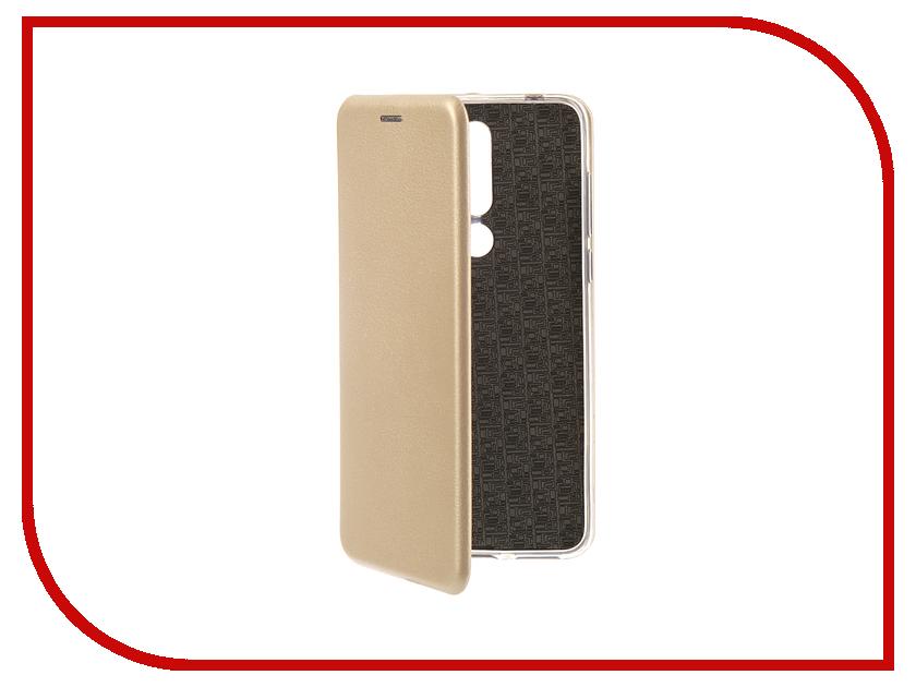 Аксессуар Чехол для Nokia 3.1 Plus Neypo Premium Gold NSB6591 мобильный телефон nobby 110 black grey