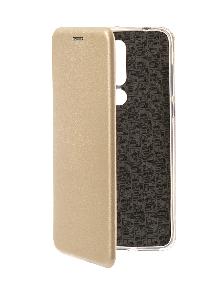 Аксессуар Чехол Neypo для Nokia 3.1 Plus Premium Gold NSB6591