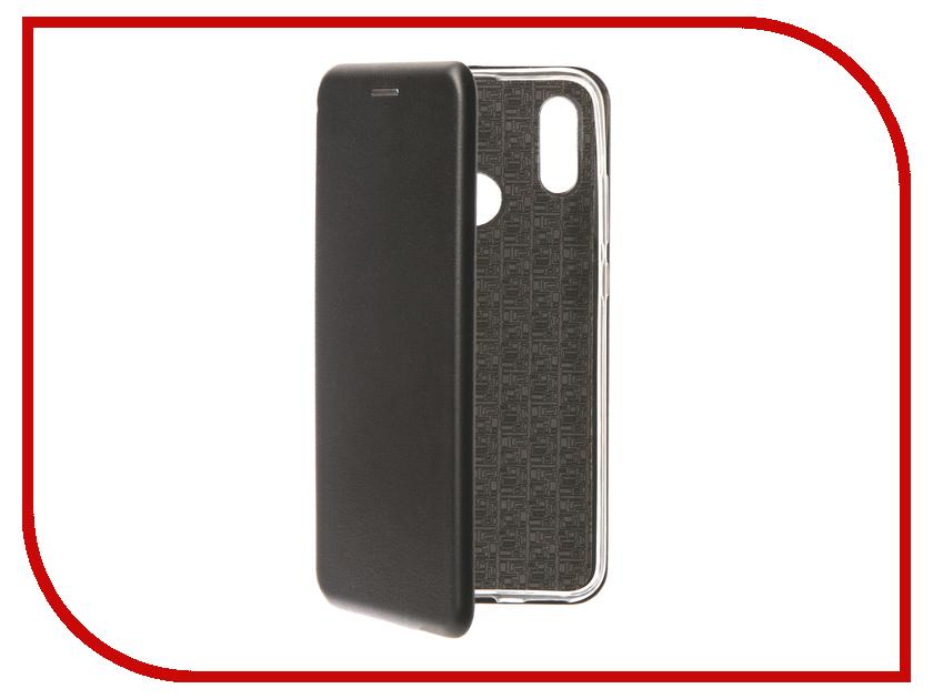 Чехол для Honor 10 Lite Neypo Premium Black NSB6580 чехол для honor 9 lite neypo premium burgundy nsb5757