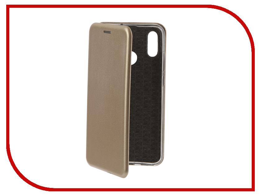 Чехол для Honor 10 Lite Neypo Premium Gold NSB6579 чехол для honor 9 lite neypo premium black nsb4220