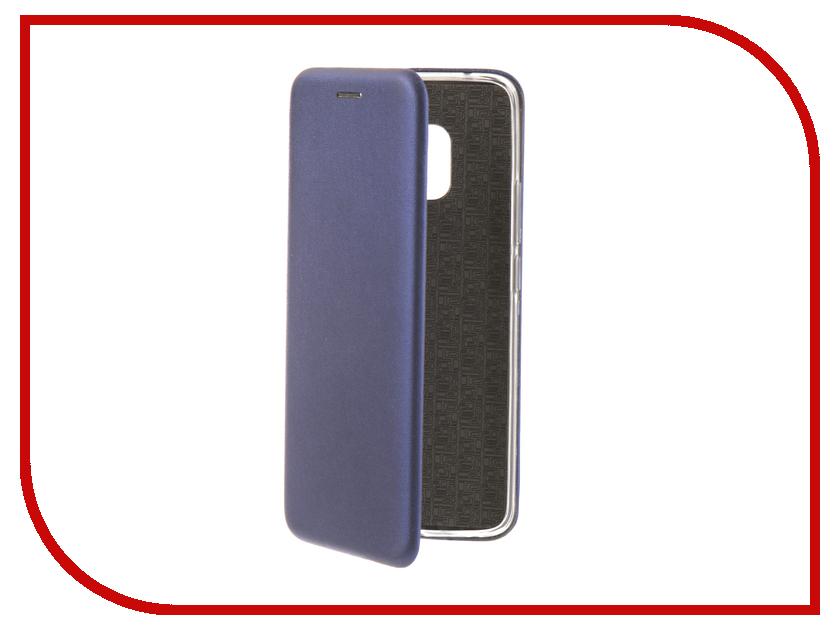 Аксессуар Чехол для Huawei Mate 20 Pro Neypo Premium Blue NSB6104 аксессуар чехол для huawei p20 pro neypo brilliant silicone purple crystals nbrl4566