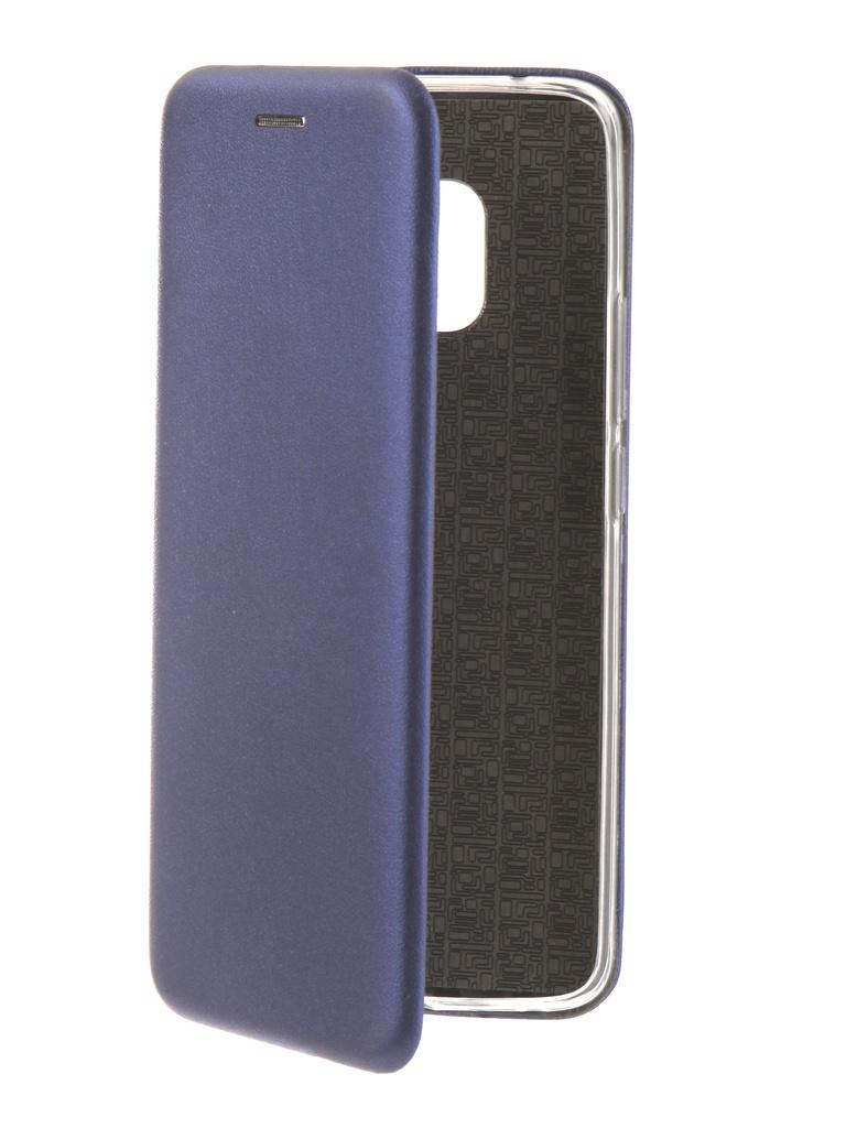 Аксессуар Чехол Neypo для Huawei Mate 20 Pro Premium Blue NSB6104 аксессуар чехол для huawei p20 pro activ mate blue 84914