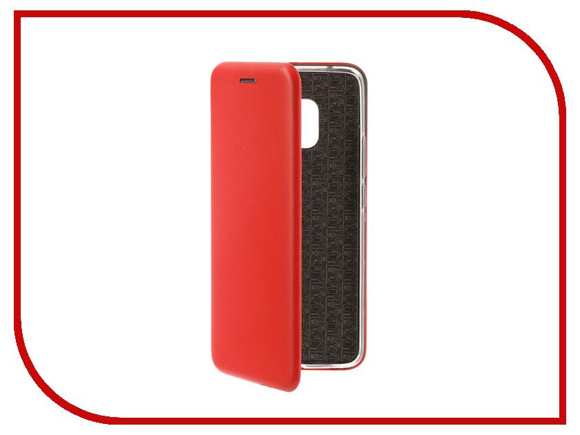 Аксессуар Чехол для Huawei Mate 20 Pro Neypo Premium Red NSB6106 аксессуар чехол для huawei mate 20 lite neypo premium bordo nsb6346