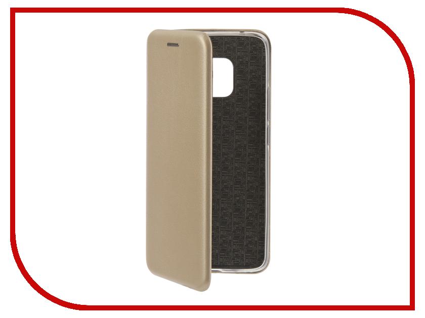 Аксессуар Чехол для Huawei Mate 20 Pro Neypo Premium Gold NSB6107 аксессуар чехол для huawei mate 20 lite neypo premium bordo nsb6346