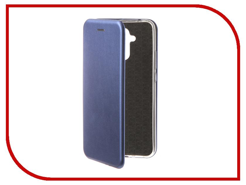 Аксессуар Чехол для Huawei Mate 20 Lite Neypo Premium Blue NSB5894 аксессуар чехол для huawei mate 20 lite neypo premium bordo nsb6346