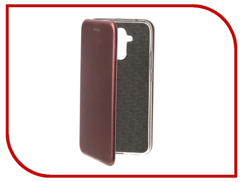 Купить Аксессуар Чехол для Huawei Mate 20 Lite Neypo Premium Bordo NSB6346