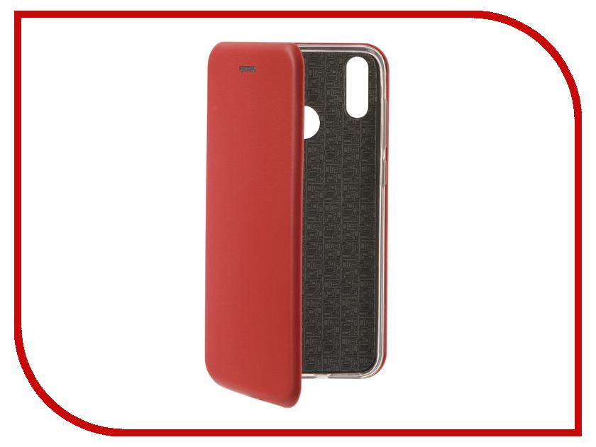 Чехол для Honor 8C Neypo Premium Red NSB6109 чехол для honor 9 lite neypo premium black nsb4220