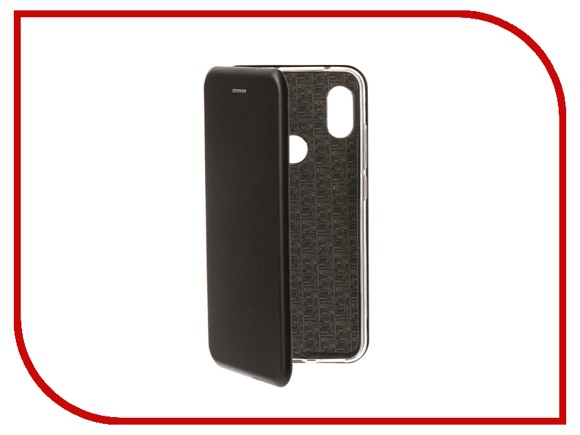 Аксессуар Чехол для Xiaomi Redmi Note 6/6 Pro Neypo Premium Black NSB6017 аксессуар чехол для xiaomi redmi note 5 5 pro neypo silicone neon black nstn4411