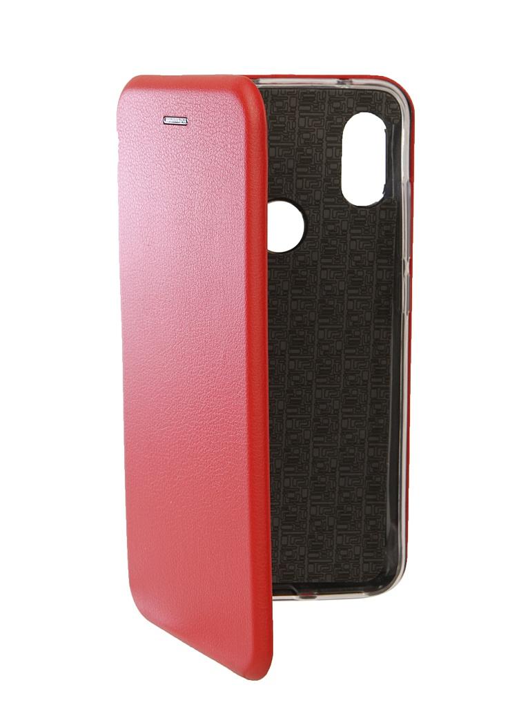 Аксессуар Чехол Neypo для Xiaomi Redmi Note 6/6 Pro Premium Red NSB6019