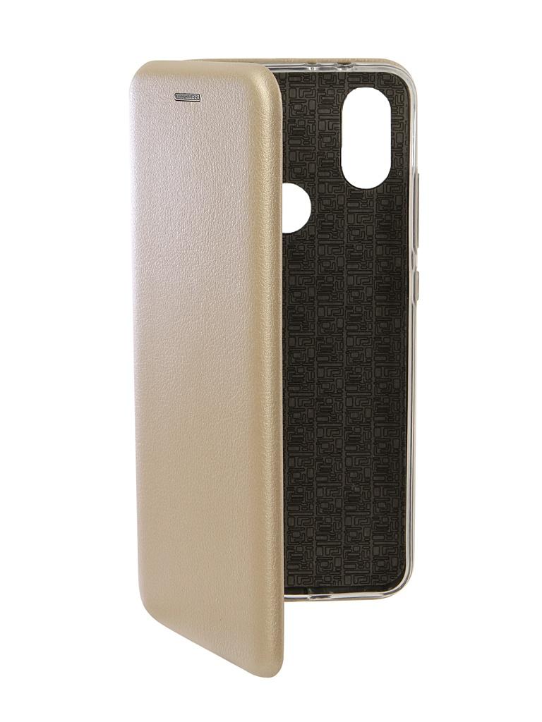 Чехол Neypo для Xiaomi Mi A2/6X Premium Gold NSB4995