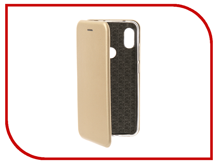 Аксессуар Чехол для Xiaomi Redmi Note 6/6 Pro Neypo Premium Gold NSB6018 аксессуар чехол для xiaomi redmi note 5 5 pro neypo silicone neon black nstn4411