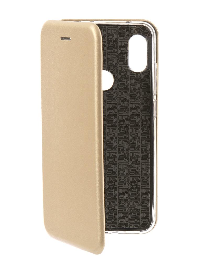 Аксессуар Чехол Neypo для Xiaomi Redmi Note 6/6 Pro Premium Gold NSB6018