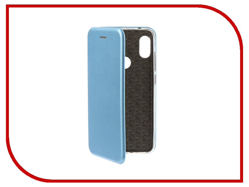Аксессуар Чехол для Xiaomi Redmi Note 6/6 Pro Neypo Premium Light Blue NSB6021